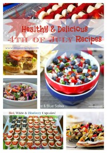 Healthy & Delicious 4th of July Recipes