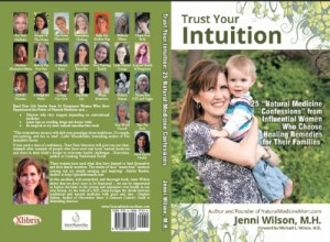Trust Your Intuition Official Launch Release