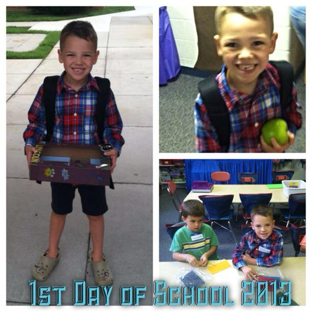 Lincoln's 1st Day 2013