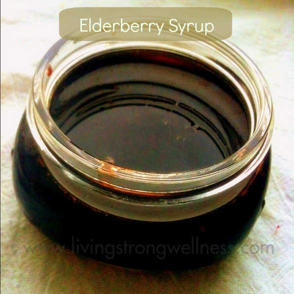 elderberry syrup text