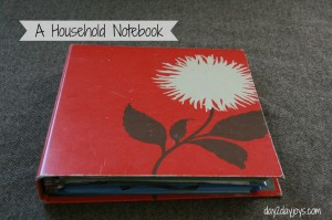 What's So Great About a Household Notebook
