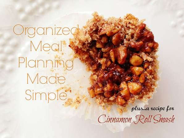 Organized Meal Planning Made Simple 596