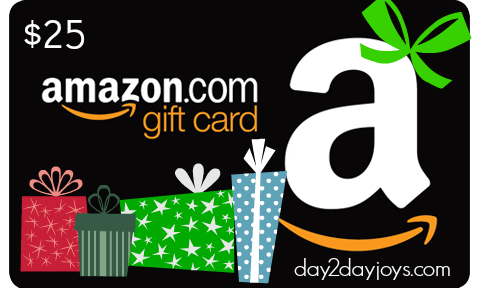 12 Days of Christmas {Day 12: Amazon Gift Card}
