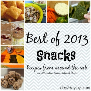 Best of 2013 {Snacks}