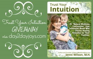 Trust Your Intuition Giveaway