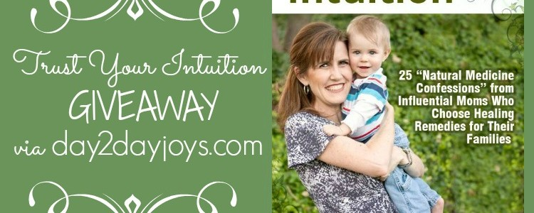 12 Days of Christmas {Day 11: Trust Your Intuition}