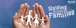 Raising Healthy Families {3 Simple Steps}