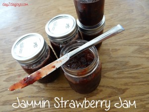 Jammin Strawberry Jam