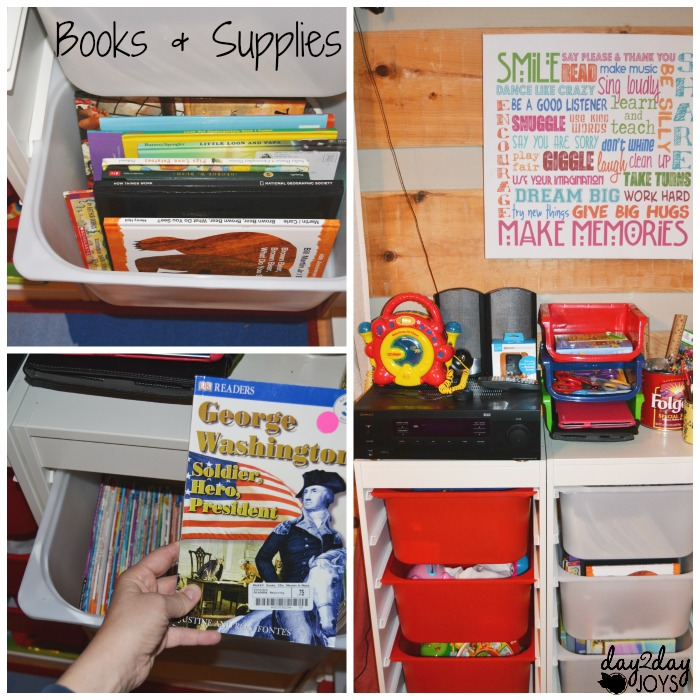 School Room Books & Supplies