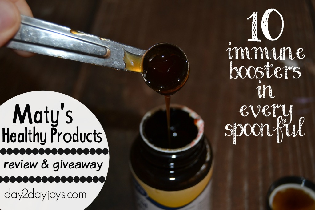 Maty's Healthy Products #Christmas #GIVEAWAY