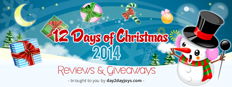 12 Days of Christmas #Giveaways Hurry and enter before it ends December 8th!!
