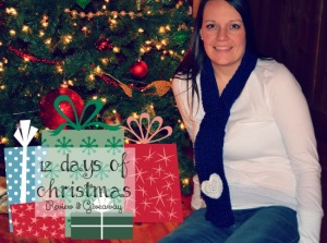 12 Days of Christmas {Day 8: Naptime Creations}