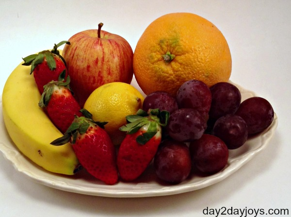 Improve Your Diet With Fresh Fruit