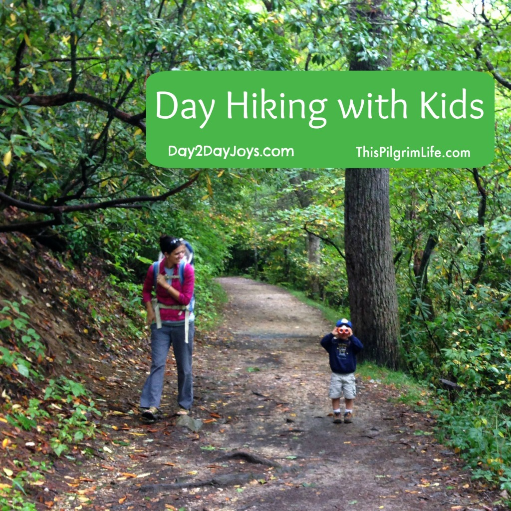 Day Hiking with Kids