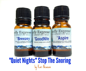 Quiet Nights! Stop Snoring Naturally