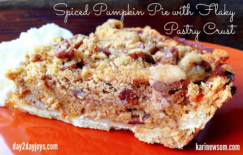 feature image spiced pumpkin pie