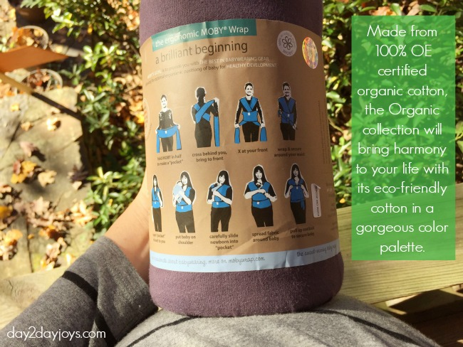 Organic Moby Wrap #Giveaway