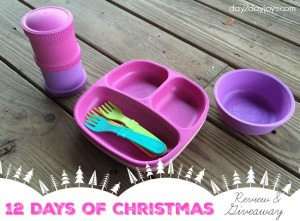 12 Days of Christmas {Day 12: Re-Play, Kids Recycled Products}