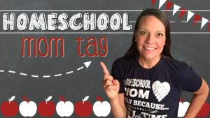 Homeschool Mom Tag